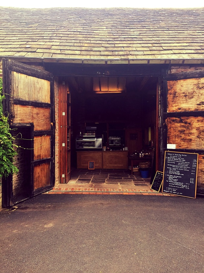 Cafe Stockton Bury